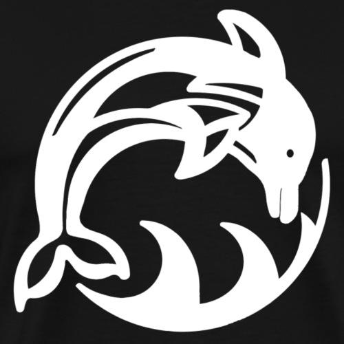 Delphin - Männer Premium T-Shirt