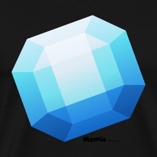 Saffier - Mannen Premium T-shirt