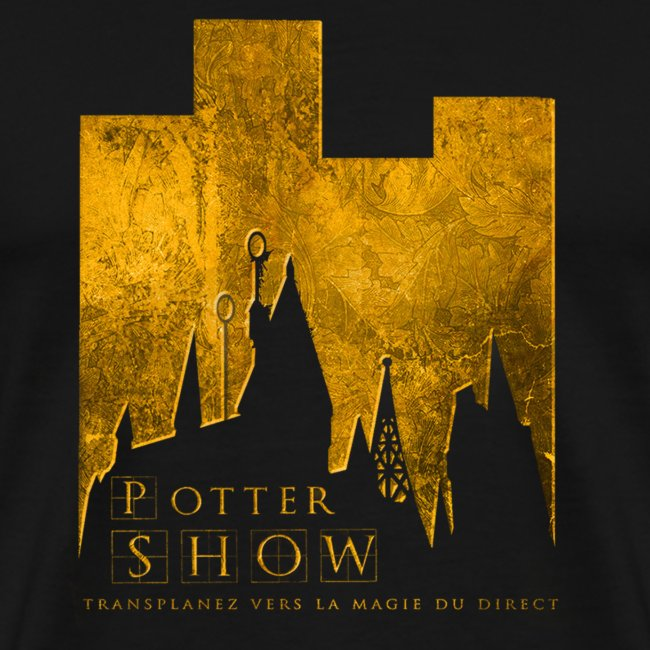 PotterShowLOGOBOUTIQUE png