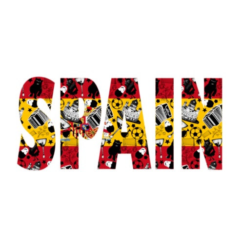 Spain World Cup - Männer Premium T-Shirt