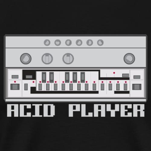 acidplayer - Men's Premium T-Shirt