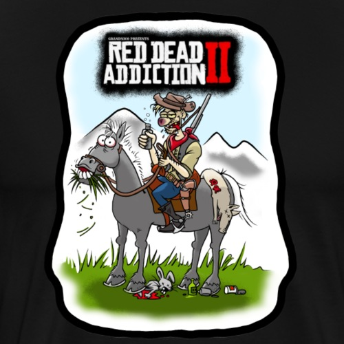 Red dead addiction