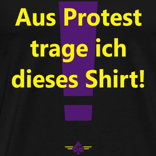 Protest (2col) - Männer Premium T-Shirt