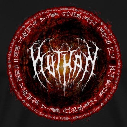 Kuthah EP t-shirt officiel (médaillon) - T-shirt Premium Homme