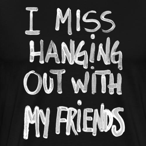 by Rene Holm - Herre premium T-shirt