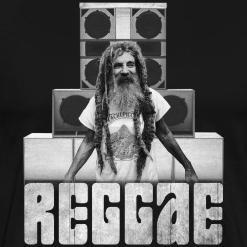 Reggae Soundsystem - Männer Premium T-Shirt