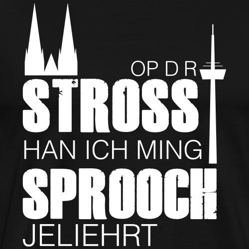 OP DR STROSS - Männer Premium T-Shirt