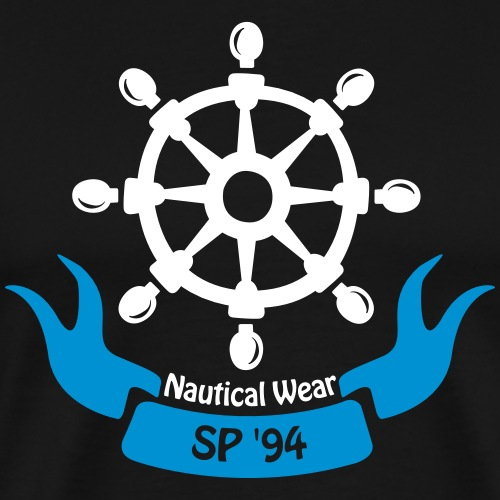 Nautical Wear - Männer Premium T-Shirt