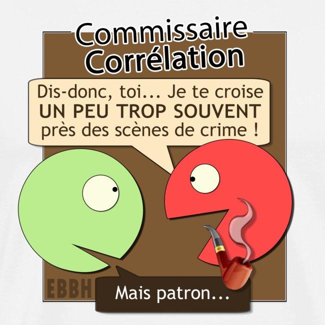 Commissaire Corrélation