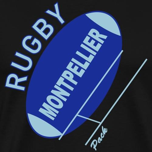 rugby montpellier - T-shirt Premium Homme