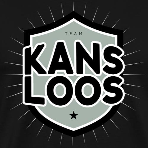 Team Kansloos - Mannen Premium T-shirt