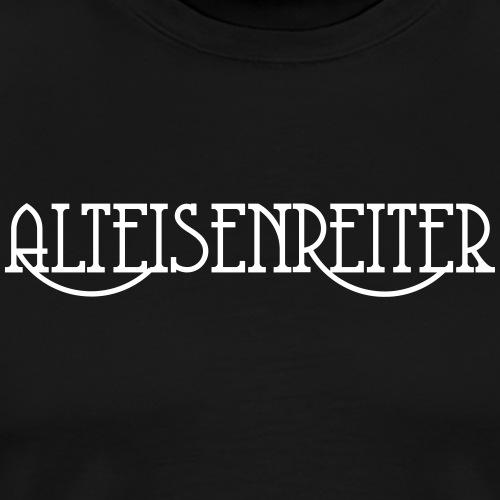 Alteisenreiter - Männer Premium T-Shirt