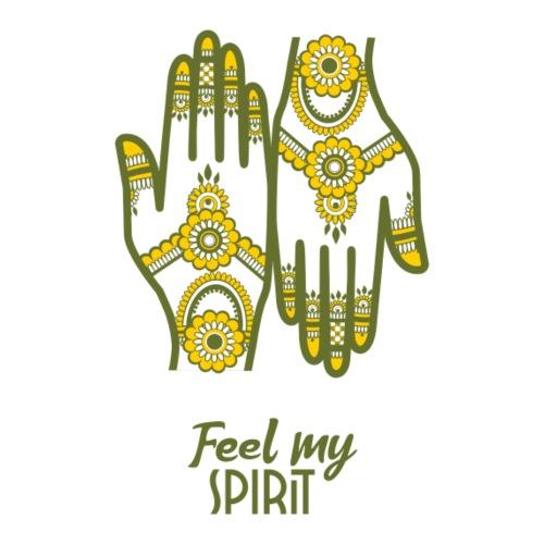 Feel my Spirit - Männer Premium T-Shirt