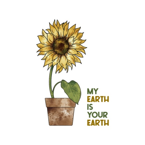 My earth is your earth - Männer Premium T-Shirt