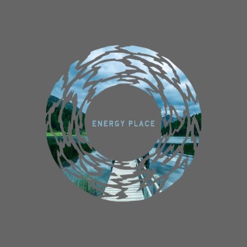 Energy Place Nature - Männer Premium T-Shirt