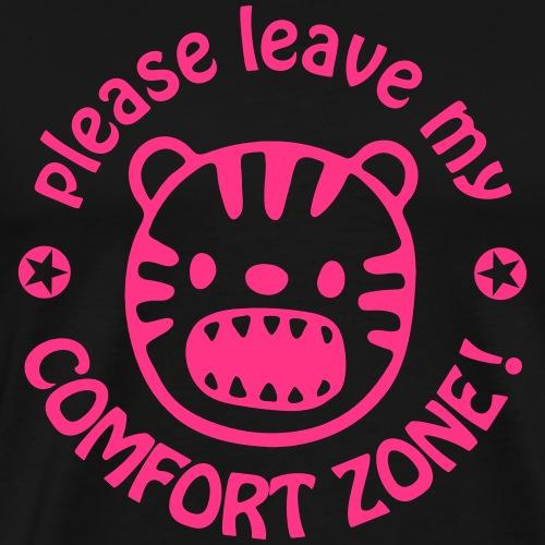 comfort zone - Männer Premium T-Shirt