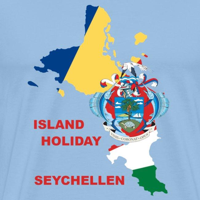 Seychellen Insel Urlaub Holiday