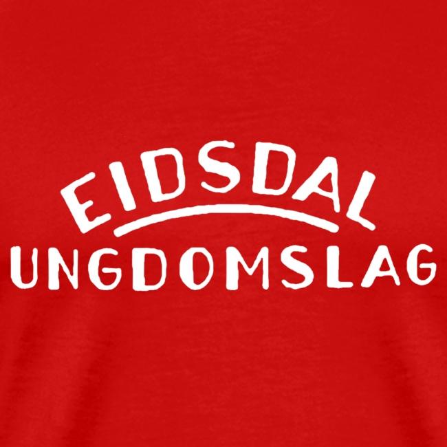 Logo Hvit skrift uten bak