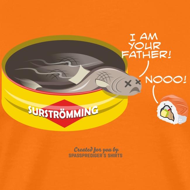 Surströmming Sushi