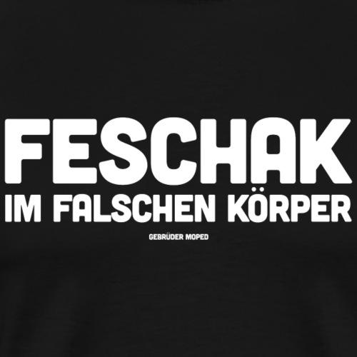 Feschak - Männer Premium T-Shirt