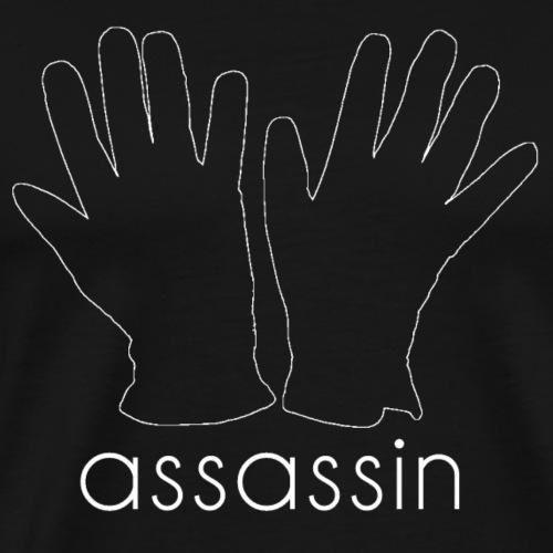 assassin - Männer Premium T-Shirt