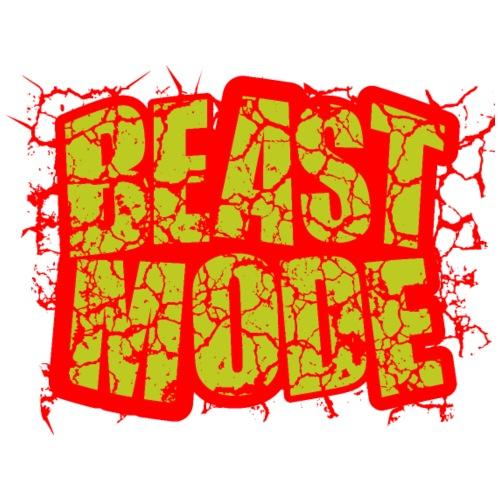 BEAST MODE - Camiseta premium hombre