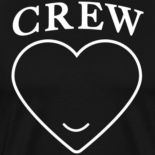 Crew love Festival party Crew - Männer Premium T-Shirt