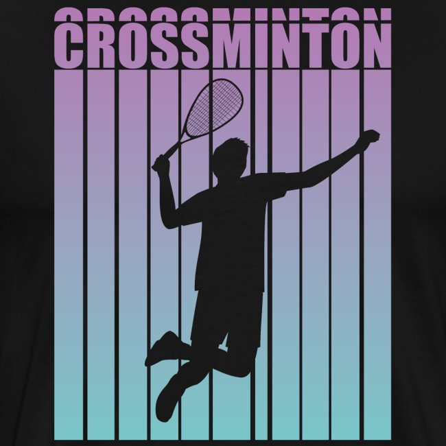 Crossminton - Speed badminton
