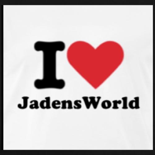 JadensWorld - Men's Premium T-Shirt