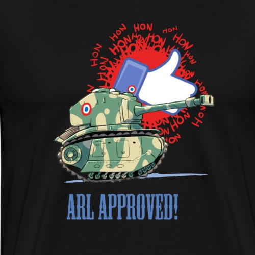 ARL APPROVED - Men's Premium T-Shirt