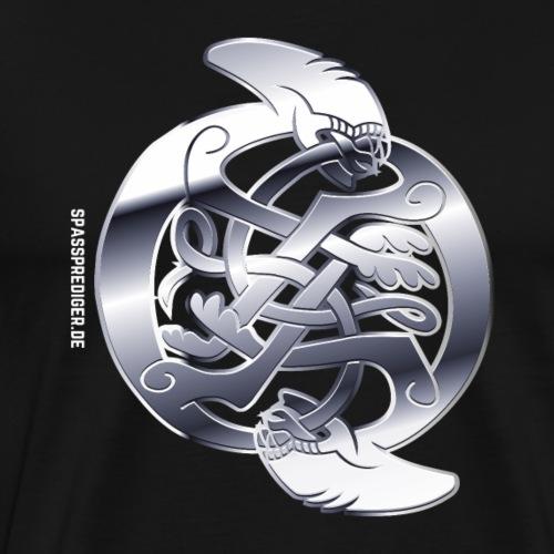 Celtic Xenomorph - Männer Premium T-Shirt