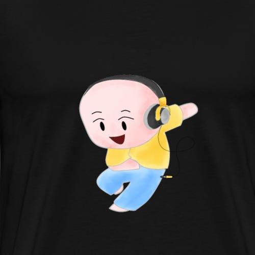 DJ ME - Maglietta Premium da uomo