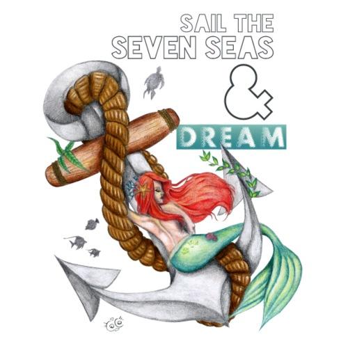 Sail the seven seas - T-shirt Premium Homme