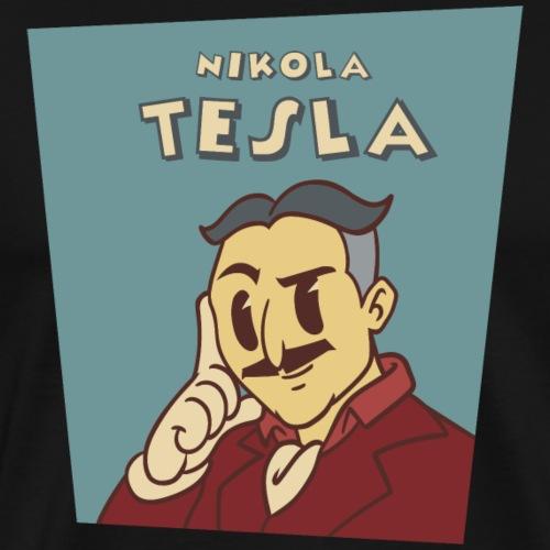NikolaTesla - Camiseta premium hombre