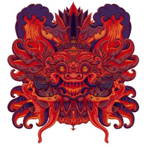 Red Bali - Camiseta premium hombre