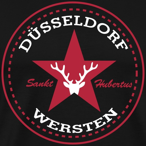 FINAL-DUSws_SHrot - Männer Premium T-Shirt