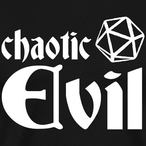 chaotic evil - Men's Premium T-Shirt