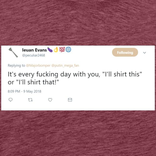 Ieuan Tweet