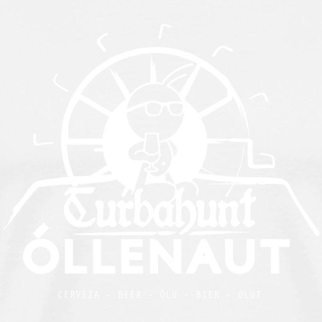 Õllenaut Turbahunt in white