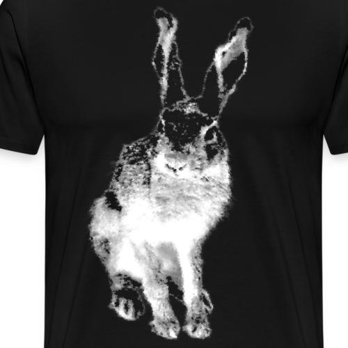 Hase - Männer Premium T-Shirt