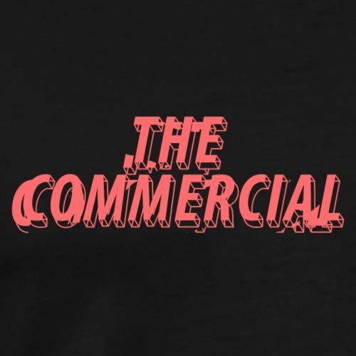 The Commercial Design #1 (Salmon - Men's Premium T-Shirt
