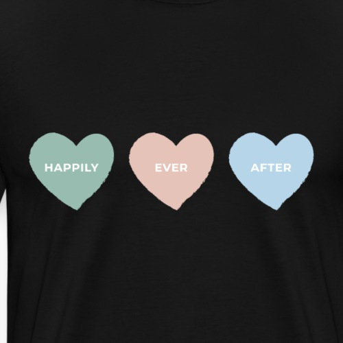 Happily ever after - Männer Premium T-Shirt