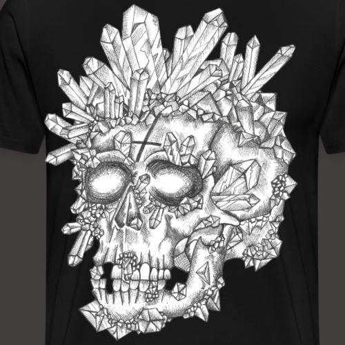 le Crane de Cristal - T-shirt Premium Homme