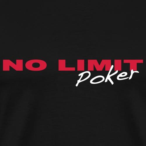 no_limite_poker - T-shirt Premium Homme