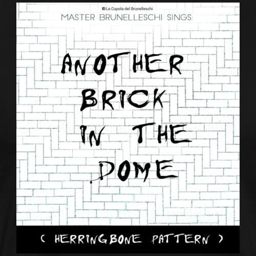 Another Brick - Maglietta Premium da uomo