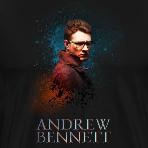 Andrew Bennett - T-shirt Premium Homme