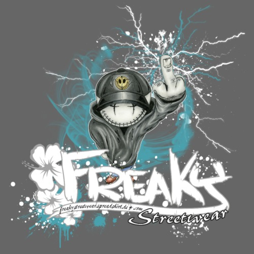 Little Freak Mascotte - Männer Premium T-Shirt