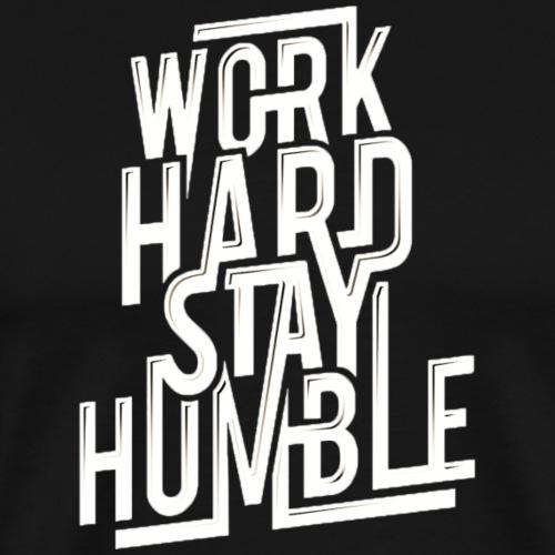 Humble - Maglietta Premium da uomo