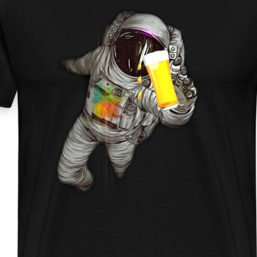 Apero bière cadeau apéro rigolo - T-shirt Premium Homme