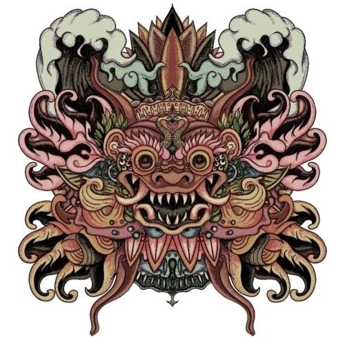 Strong Bali - Camiseta premium hombre
